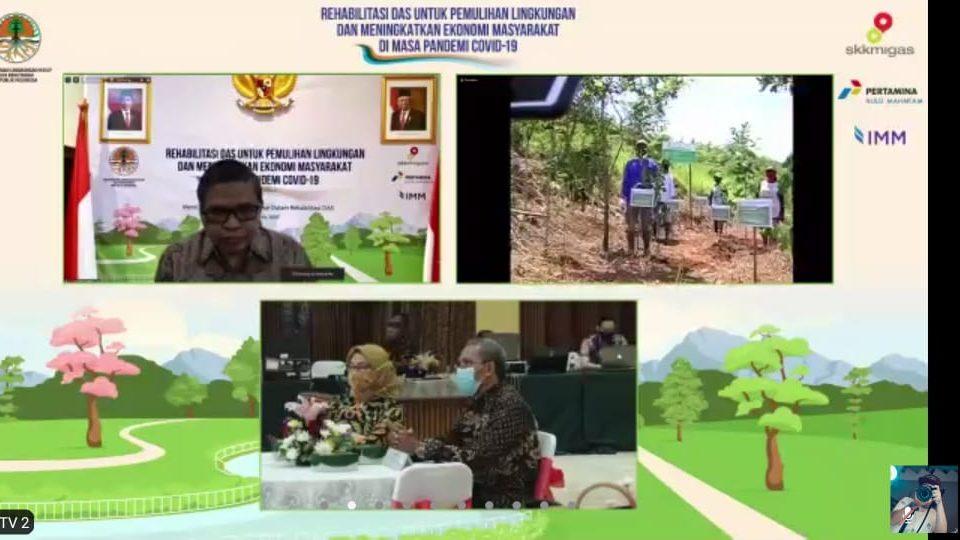 Rehabilitasi DAS Perlu Libatkan Masyarakat Sekitar