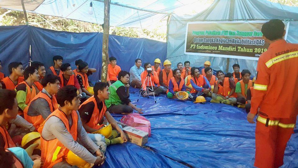Indominco Mandiri Serahkan Area Rehabilitasi DAS 3.040 Hektar