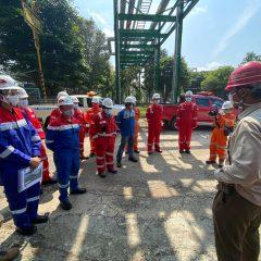 Ditinjau Direktur PGN, Operasi Pertagas Area Sumatera Selama Pandemi Dinilai Andal