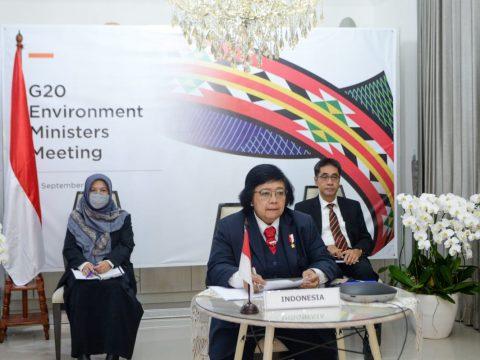 Menteri LHK : Tata Kelola LHK dengan Internalisasi Kekuatan Moral, Intelektual dan Pendanaan