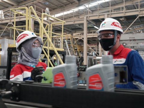 Pertamina Lubricants Komitmen Tingkatkan Inovasi