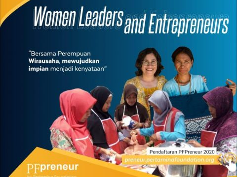 Dirut Pertamina: PFPreneur Gerakkan Ekonomi Melalui Kewirausahaan Kelompok Perempuan